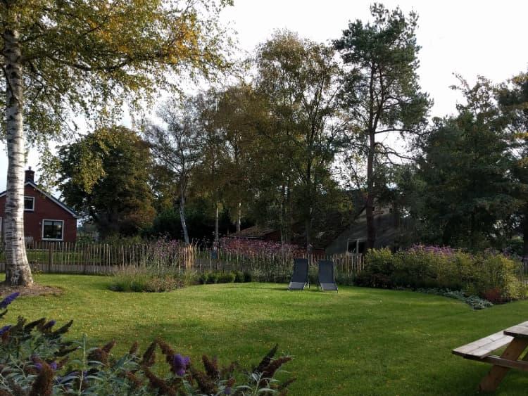 Natuurlijke tuin Onnen