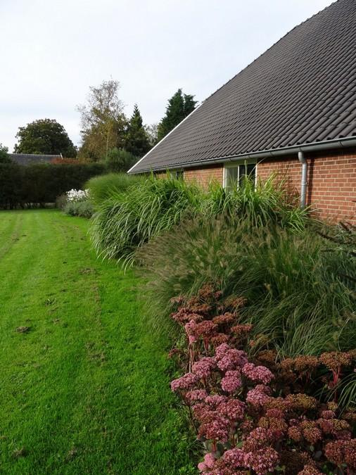 Chique landelijke tuin onnen tuinontwerp groningen friesland en drenthe - Stijl land keuken chique ...