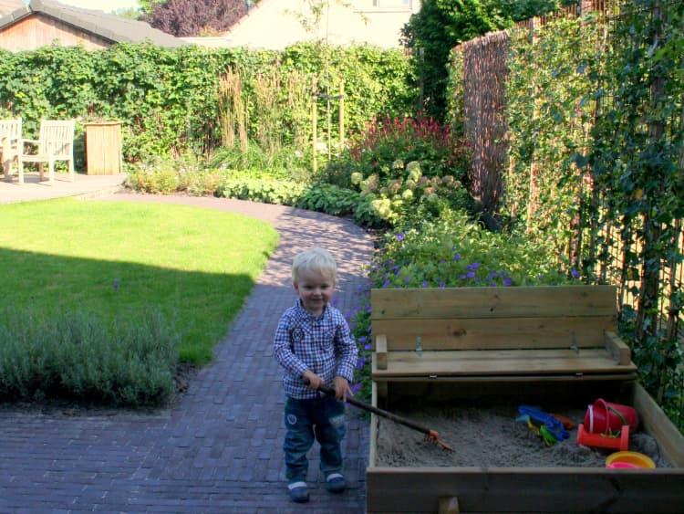 Kindvriendelijke tuin Groningen