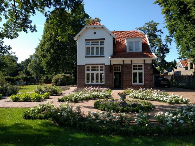 Klassieke tuin Heerenveen