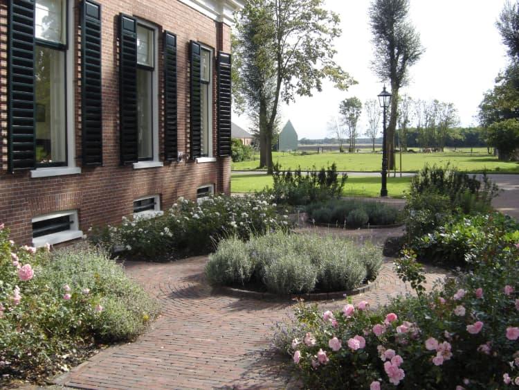 Klassieke landelijke tuin Finsterwolde