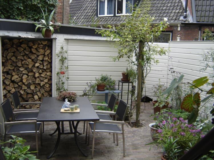 Kleine stadstuin Groningen
